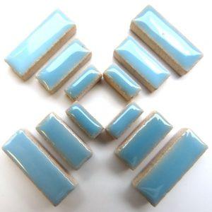 Ceramic Rectangles Azure H172