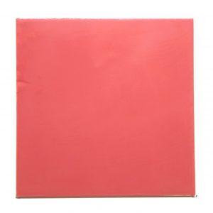 Ceramic Tile Cherry Pink